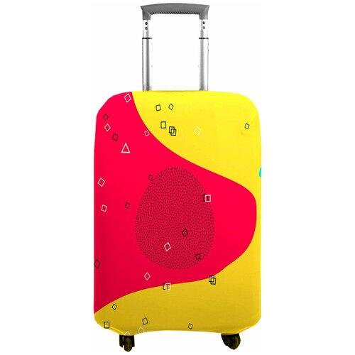 чехол на чемодан 18316 s 55 см Чехол на чемодан 18316, S (55 см)