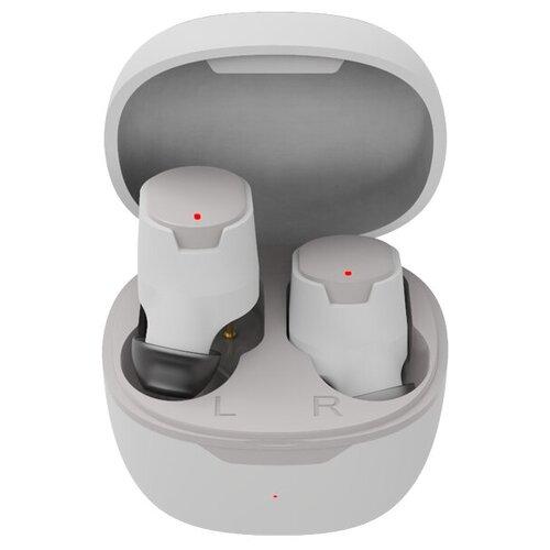 Беспроводные наушники Ritmix RH-835BTH, pure white беспроводные наушники ritmix rh 707