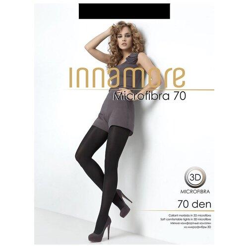 Колготки Innamore Microfibra, 70 den, размер 4-L, nero (черный)