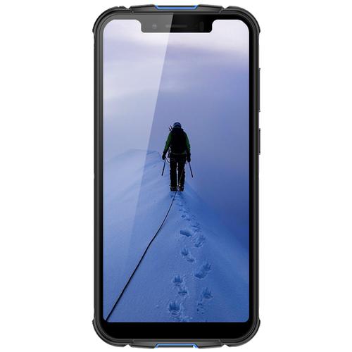 Смартфон Wigor V5 черный / синий