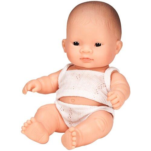 Пупс Miniland мальчик азиат, 21 см, 31125