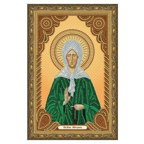 Купить Алмазная живопись иконы Color Kit Святая Блаженная Матрона 20х30, Алмазная мозаика