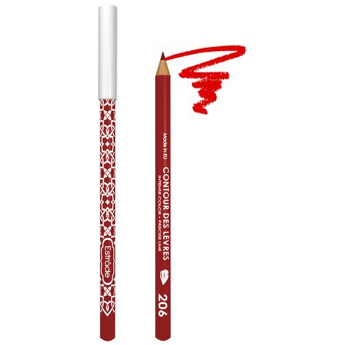 Estrade Карандаш для губ Contour des Levres 206 карандаш для губ estrade contour des levres 3 мл