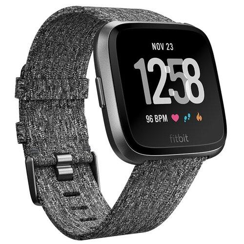 Умные часы Fitbit Versa Special Edition, charcoal/graphite