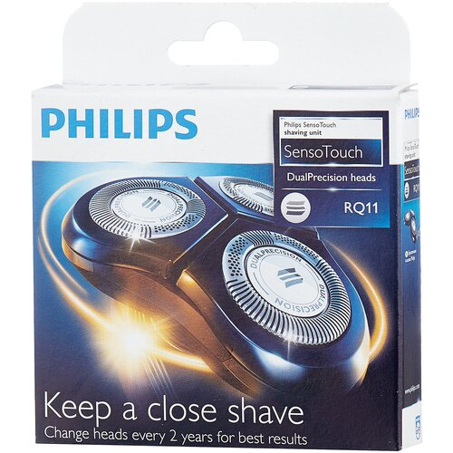 Бритвенный блок Philips RQ11 сменная головка для бритв philips rq11 50