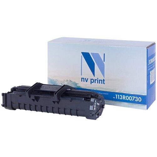 Фото - Картридж NV Print 113R00730 для Xerox, совместимый картридж nv print 106r01413 для xerox совместимый