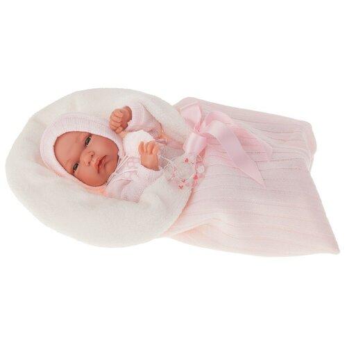 Фото - Кукла Antonio Juan Эльза в розовом, 33 см, 6024P кукла antonio juan антония в розовом 40 см 3376p