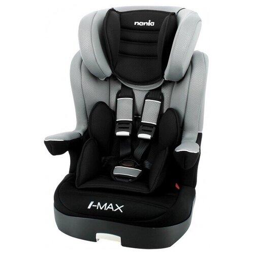 Автокресло группа 1/2/3 (9-36 кг) Nania I-Max SP Luxe Isofix, grey автокресло группа 0 1 2 до 25 кг nania revo luxe isofix red