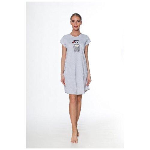 vienetta Платье Vienetta, размер S, серый