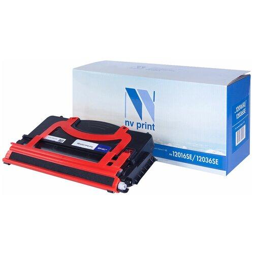 Фото - Картридж NV Print 12016SE для Lexmark, совместимый картридж nv print c950x2kg для lexmark совместимый