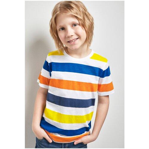 Фото - Футболка для мальчиков размер 158, ассорти, ТМ Acoola, арт. 20110110283 футболка acoola размер 158 белый