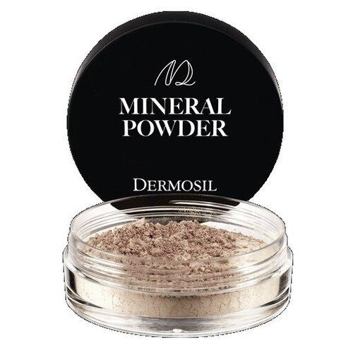 Dermosil Пудра минеральная dark