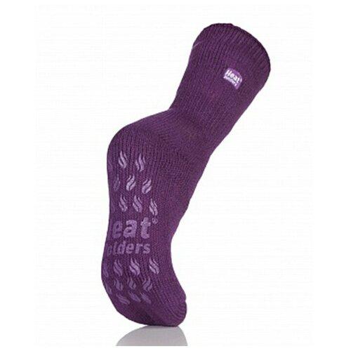 Термоноски женские SLIPPER, фиолетовый (37-42)