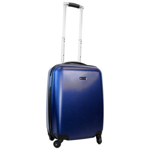 Фото - Чемодан Rion+ 434 41 л, синий чемодан rion 418 3 62 л серый