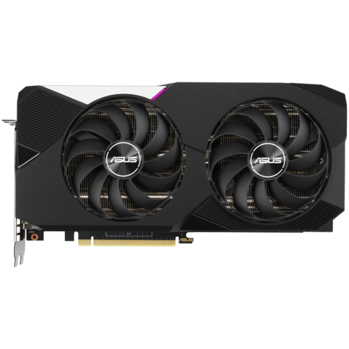 Видеокарта ASUS GeForce RTX 3070 DUAL OC 8GB (DUAL-RTX3070-O8G) Retail