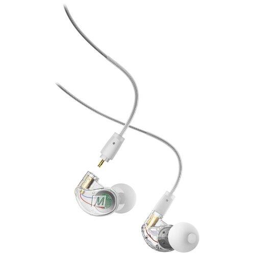Фото - Наушники MEE audio M6 Pro 2, clear наушники mee audio mx3 pro clear