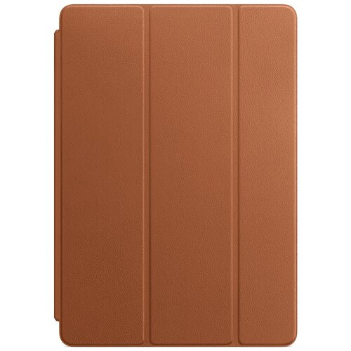 Чехол Apple Smart Cover Leather для iPad Pro 10.5 Saddle Brown