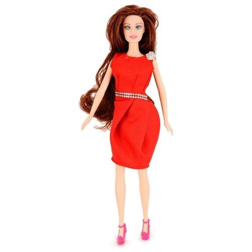 Кукла QIAN JIA TOYS Emily Леди в красном, 28 см, HP1110853
