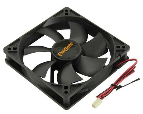 Стоит ли покупать Вентилятор для корпуса ExeGate EP12025S2P? Отзывы на Яндекс.Маркете