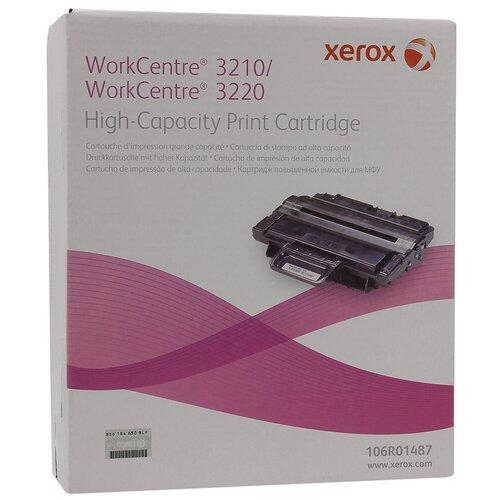Фото - Картридж Xerox 106R01487 картридж xerox 106r01487 для work centre 3210 3220 4100стр
