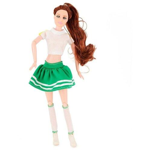 Кукла QIAN JIA TOYS Emily Любительница спорта, 28 см, HP1110865