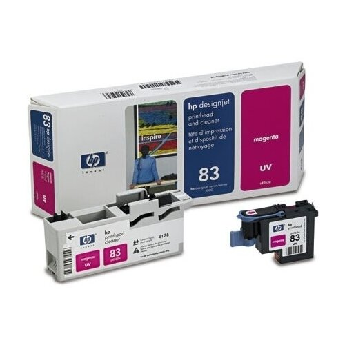 Печатающая головка HP 83 (C4962A)