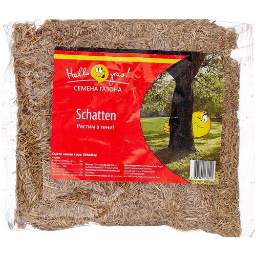 Смесь семян для газона Hallo Gras! Schatten, 0.3 кг недорого