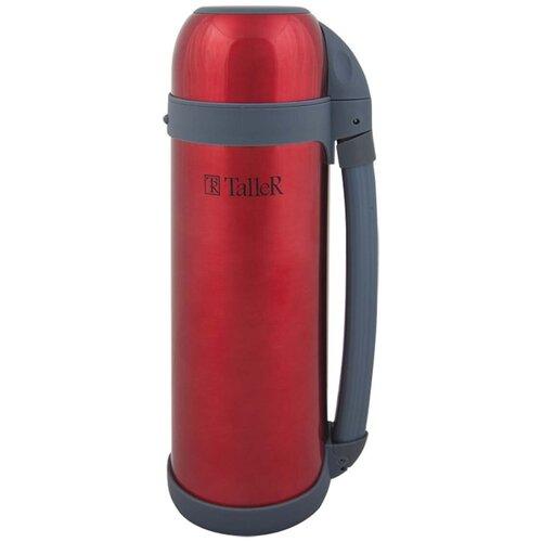 Классический термос Taller Брэдфорд, 1.8 л красный