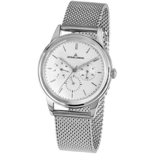 Фото - Наручные часы JACQUES LEMANS 1-2061G наручные часы jacques lemans 1 2027d