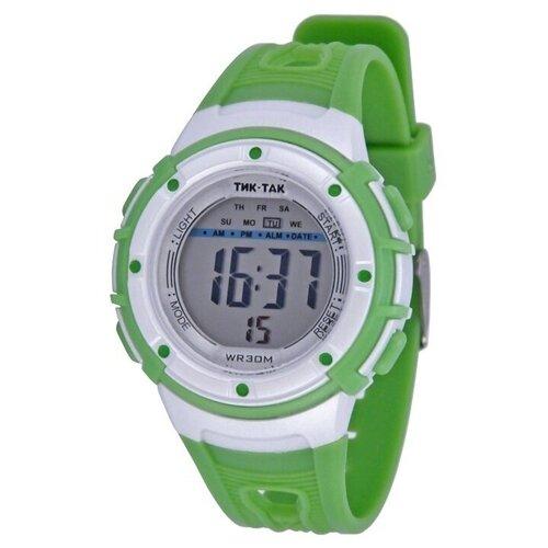 Детские электронные часы Тик Так Н451 зеленые