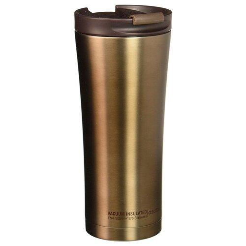 Термокружка Asobu Manhattan coffee tumbler, 0.5 л brown