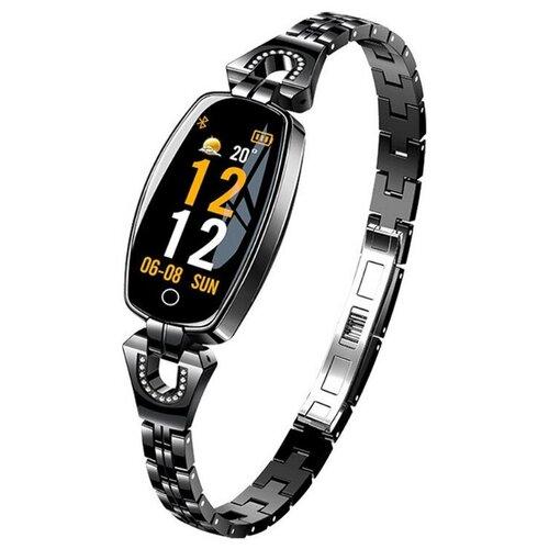 Умные часы LEMFO H8, черный