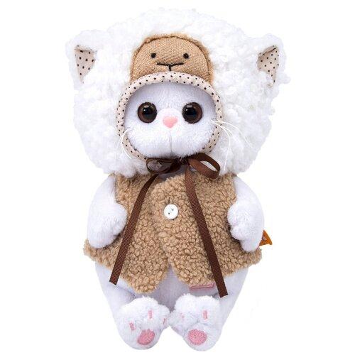 Мягкая игрушка Basik&Co Кошка Ли-Ли baby в костюме