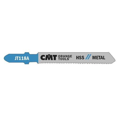 Фото - Набор пилок для электролобзика CMT JT118A-5 5 шт. набор пилок для электролобзика skrab 20885 5 шт