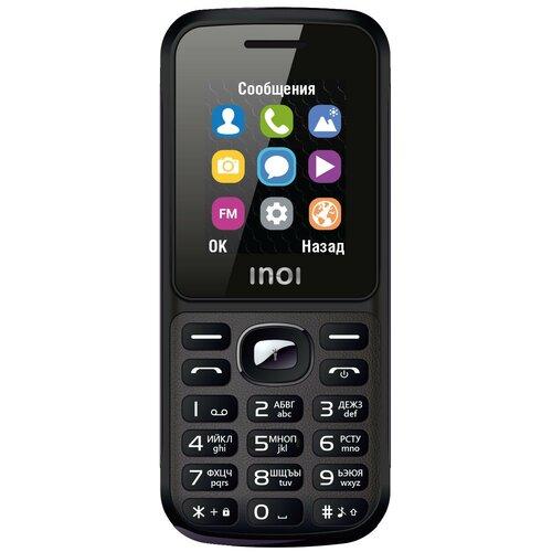 Телефон INOI 105 черный