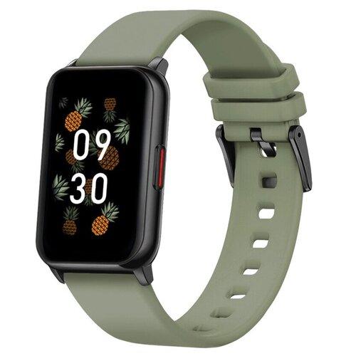 Умные часы Smarterra FitMaster URBAN (черный/фисташковый)