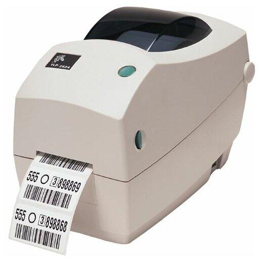 Принтер для этикеток Zebra TLP2824 Plus (282P-101121-040)