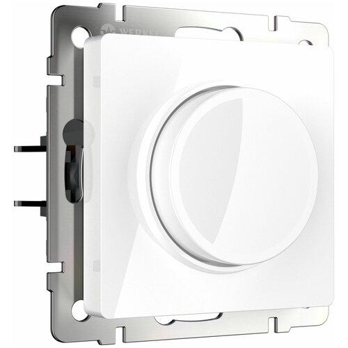Диммер Werkel Встраиваемые механизмы белые W1142001/ Диммер (белый), Белый,