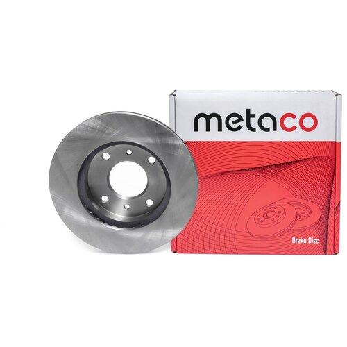 Диск тормозной передний вентилируемый Metaco 3050-013
