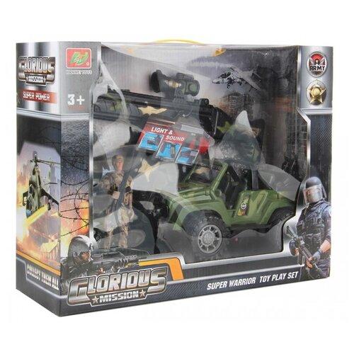 Фото - Игровой набор Veld Co 102660 игрушечное оружие veld co набор полицейского 82550