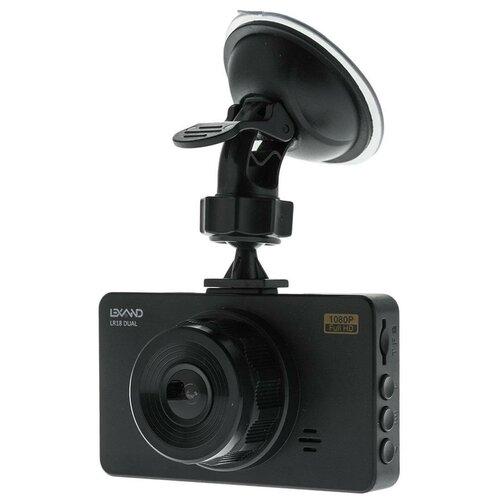 Фото - Видеорегистратор LEXAND LR18 Dual, 2 камеры, черный lexand lr75