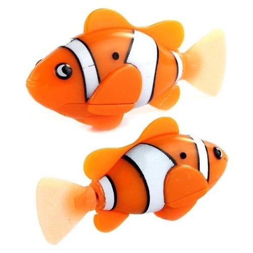 Купить Робот Zhorya Аквариумная рыбка-клоун (ZYK-K2360), Роботы и трансформеры