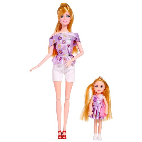HAPPY VALLEY Кукла с дочкой Family Look