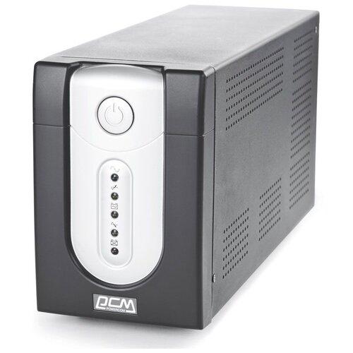 Фото - Источник бесперебойного питания Powercom Imperial IMP-1500AP источник бесперебойного питания powercom rpt 1500ap lcd 1500ва 900вт