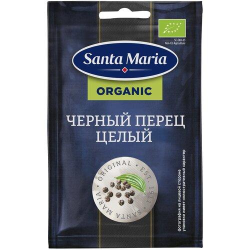 Santa Maria Пряность Черный перец целый organic, 17 г santa maria пряность черный перец целый organic 17 г