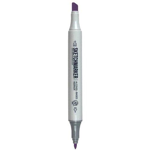 SketchMarker Маркер на спиртовой основе V80 eggplant sketchmarker маркер на спиртовой основе v111 steel pink