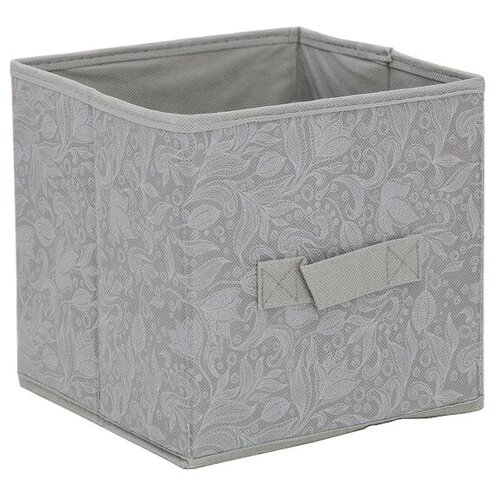 доляна короб для хранения с крышкой 30 х 28 х 15 см нея Доляна Короб для хранения 19 х 19 х 19 см нея