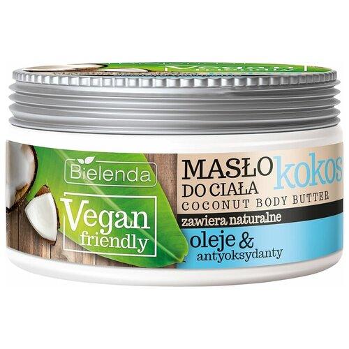 Купить Масло для тела Bielenda Vegan Friendly кокос, 250 мл