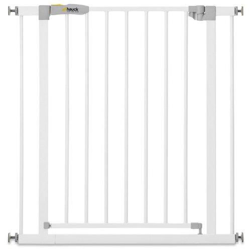 барьеры и ворота hauck ворота безопасности stop n safe 2 дополнительная секция 9 см Ворота безопасности Hauck Stop N Safe 2 white