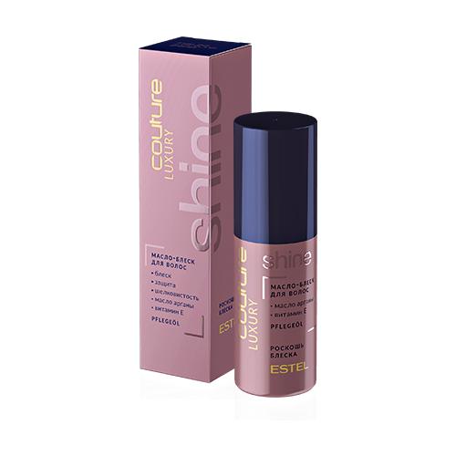 Купить Estel Professional Масло-блеск для волос LUXURY SHINE ESTEL HAUTE COUTURE (50 мл) 2020